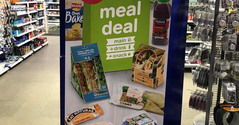 Meal Deal: Buy Before You Fly