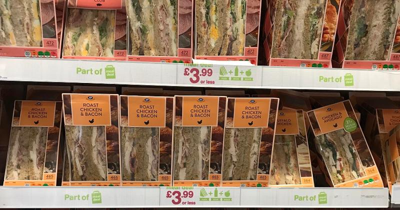 Sandwiches, Wraps, Salads and More