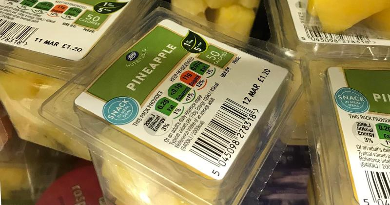 Smaller Fruit Options for Sides
