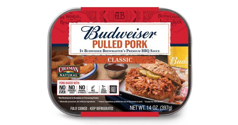 coleman natural budweiser meats