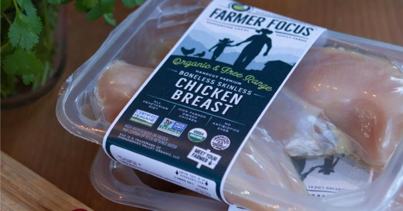farmer focus organic chicken