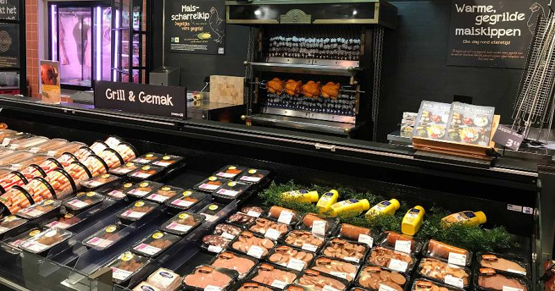 foodmarkt meat grill