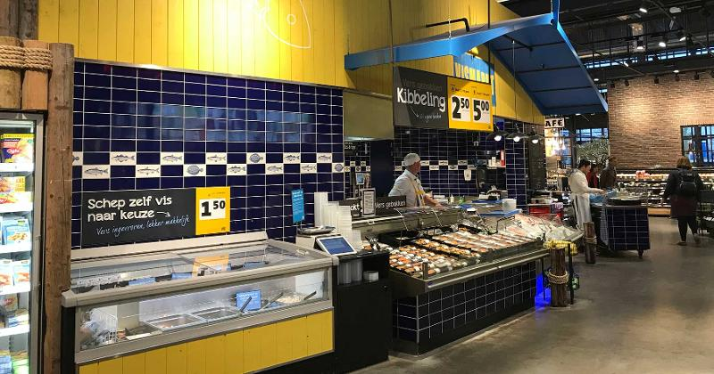 foodmarkt seafood counter