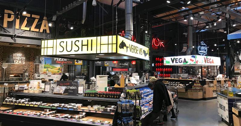 foodmarkt sushi station