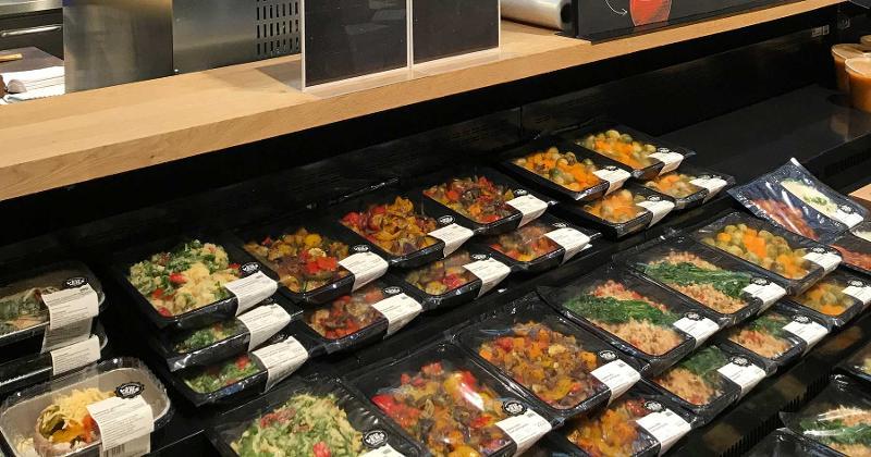 foodmarkt vegan food