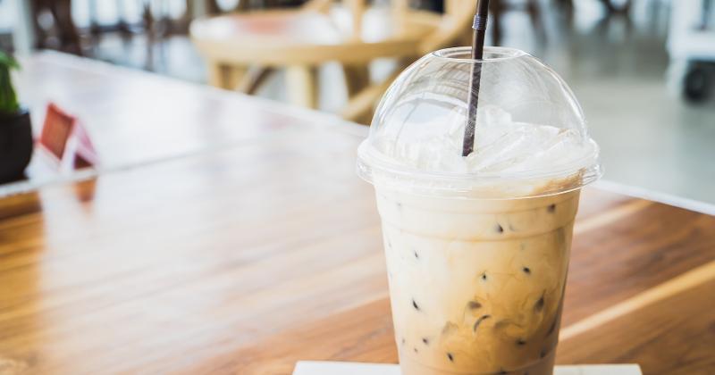 frozen golden chai latte