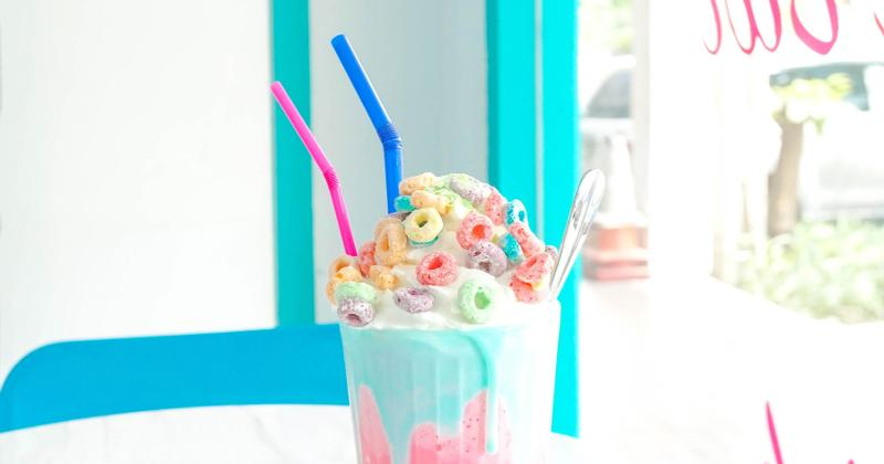 fruit loops shake