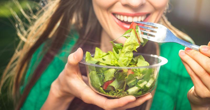 funny salad
