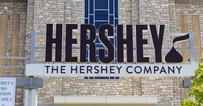 hershey co.