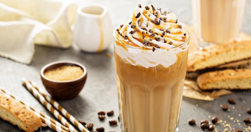 Iced Toffee Nut Caramelicious