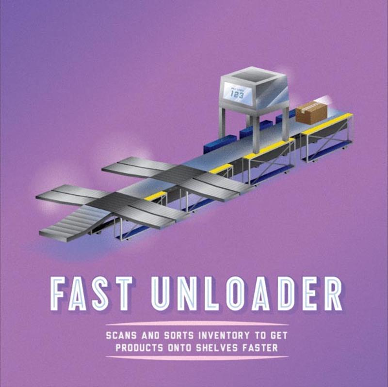 faster unloader