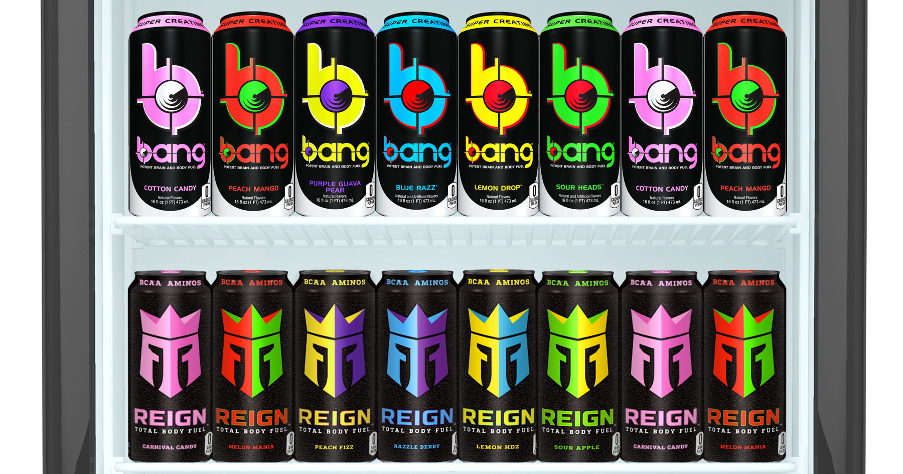 Reign Launch Ramps Up Energy Drink Controversy