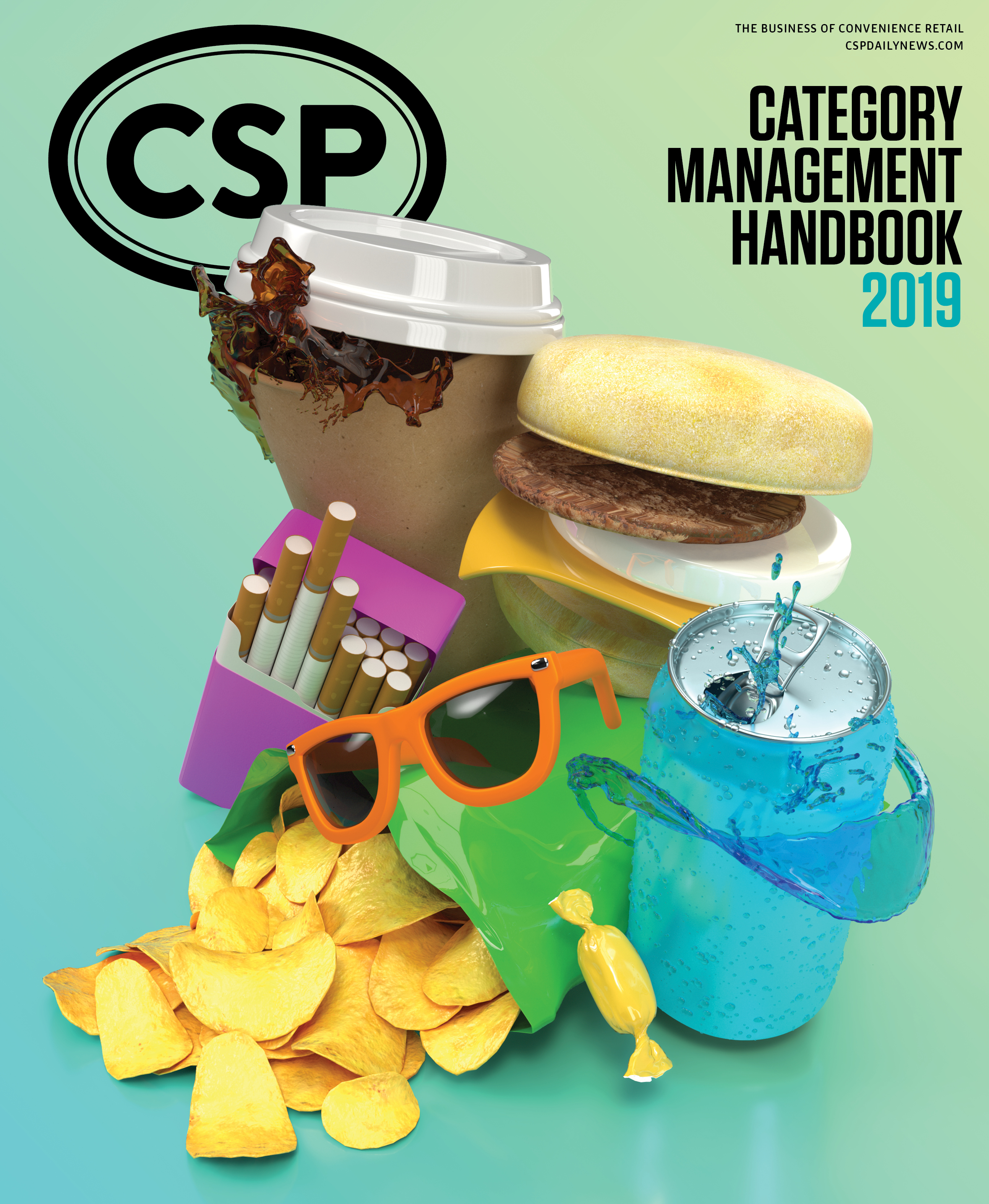 CSP Daily News Magazine Category Management Handbook 2019 Issue
