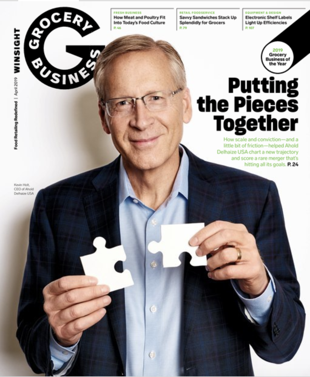 Winsight Grocery Business Magazine April 2019 Issue