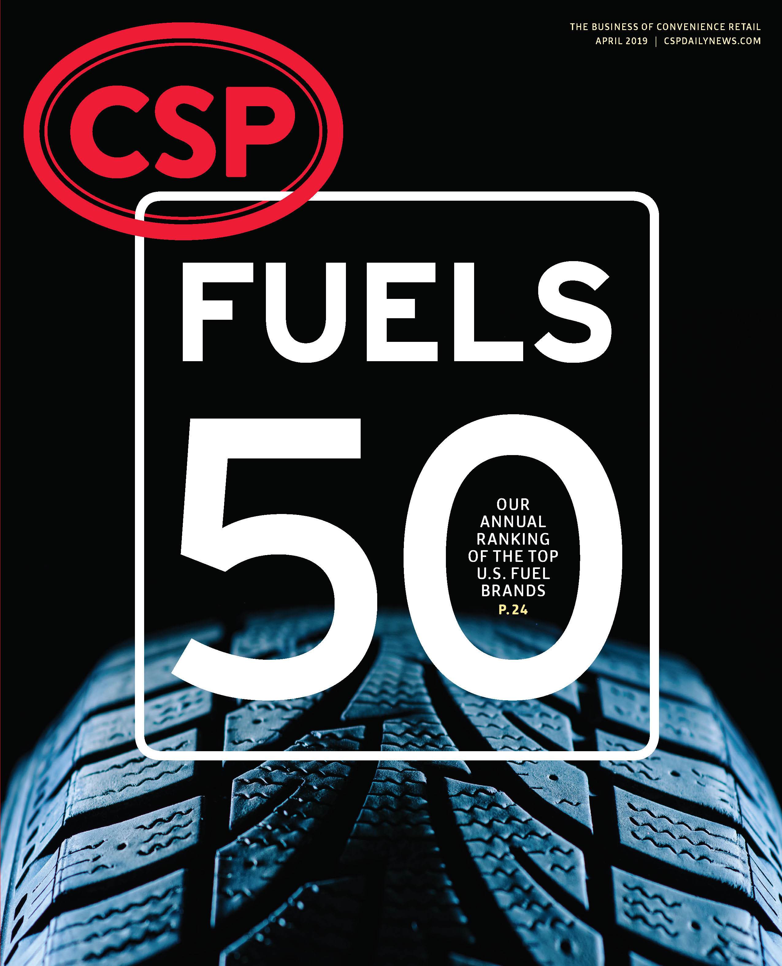 CSP Daily News Magazine April 2019 Issue