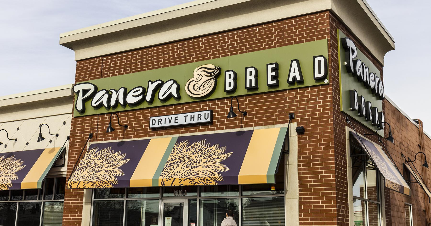 Panera Bread Names Niren Chaudhary CEO
