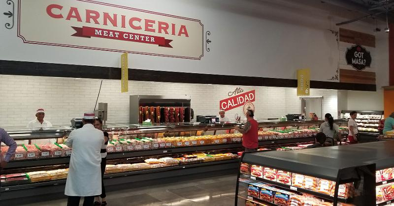 Cardenas Markets meat center