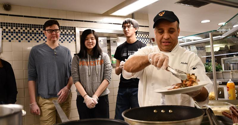 Princeton University Campus Dining