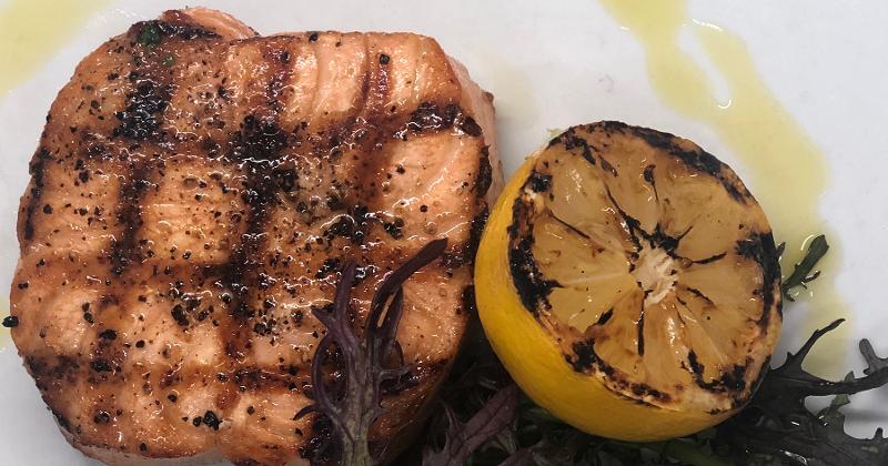 David burke tavern naked lunch salmon