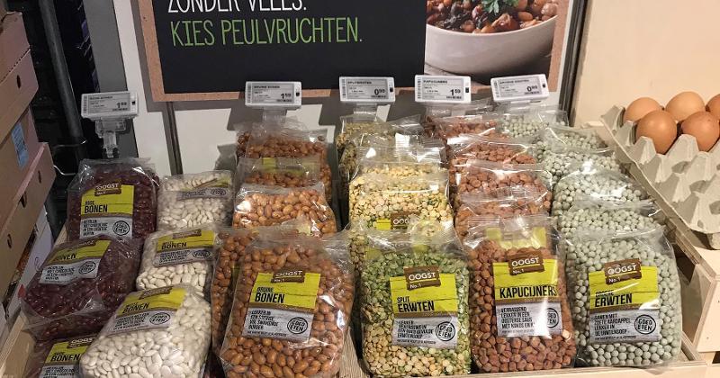 Plus legume options
