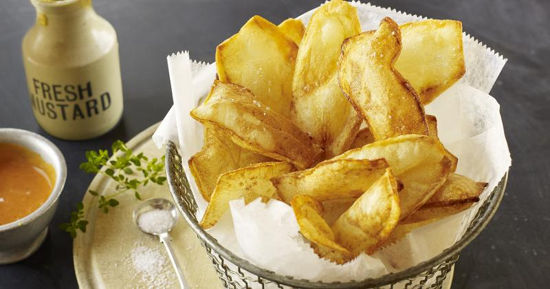 souffle chips