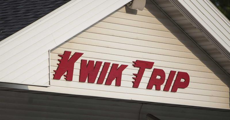 Kwik Trip sign