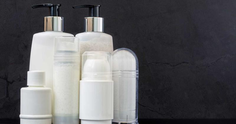 lotions bottles