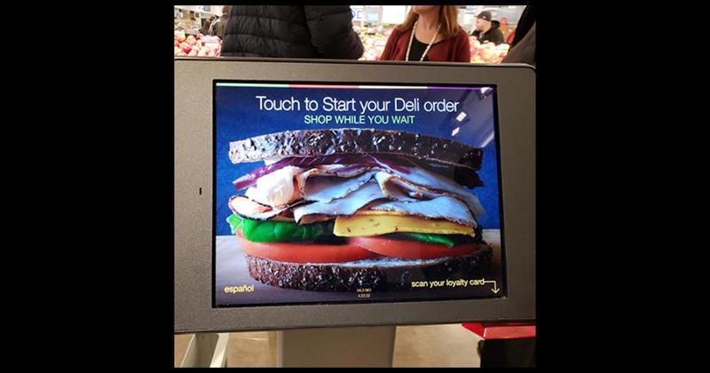 Stop & Shop Kiosks