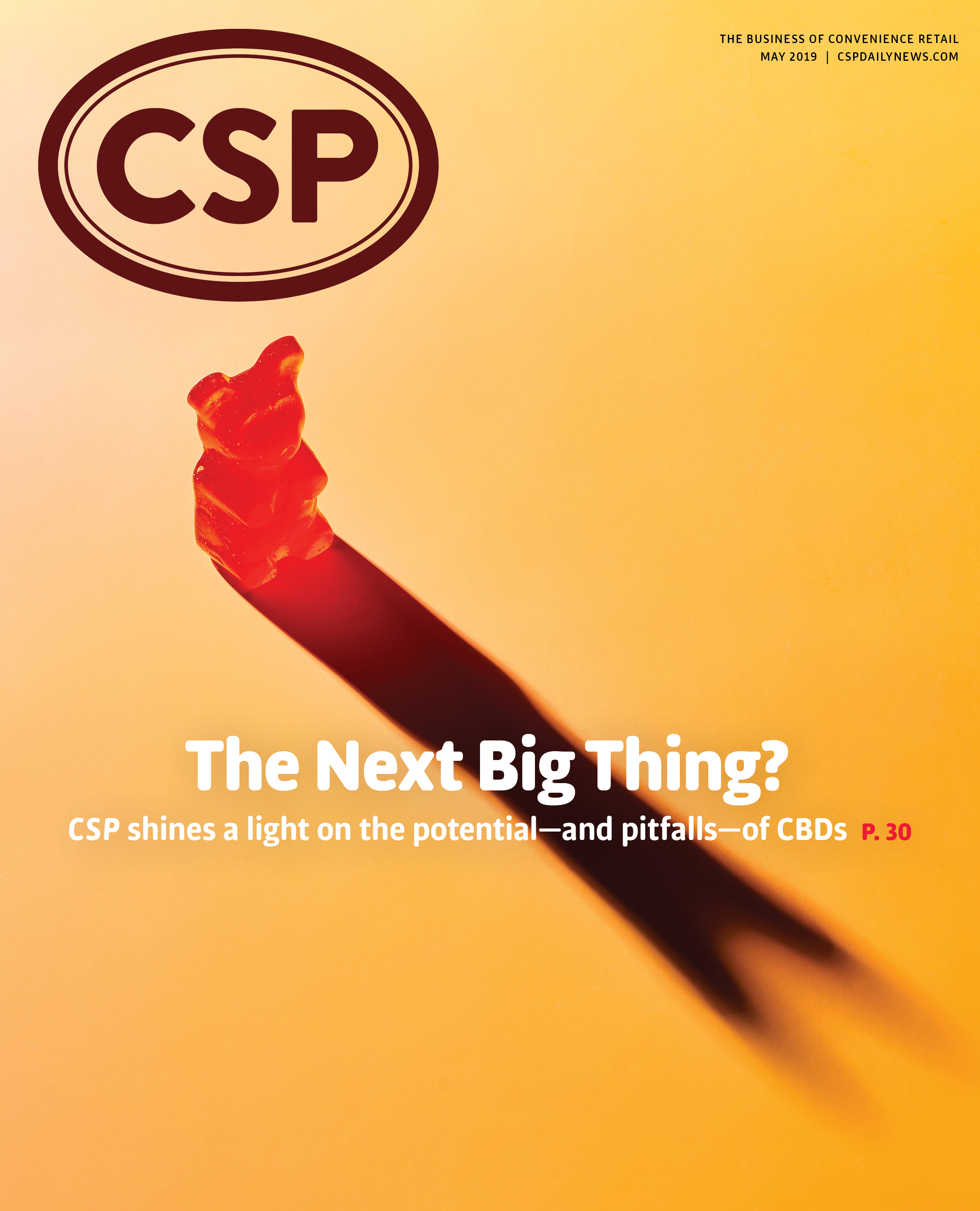 CSP Daily News Magazine May 2019 Issue