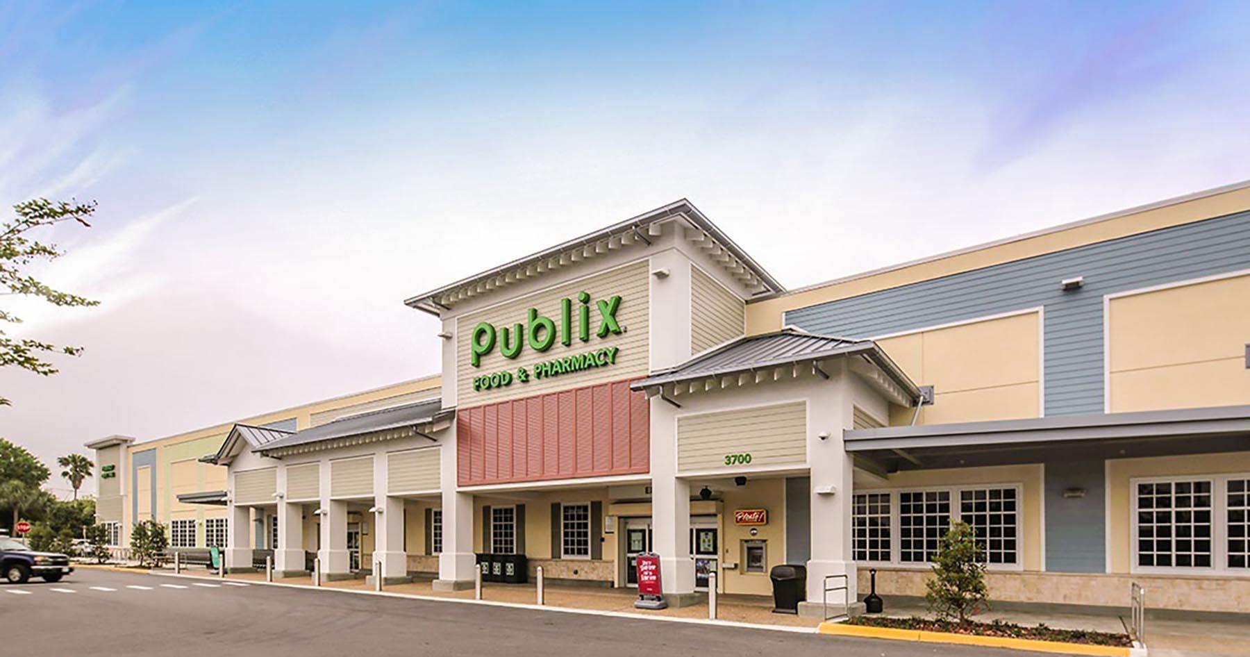 New Stores Lift Publix Q1 Sales