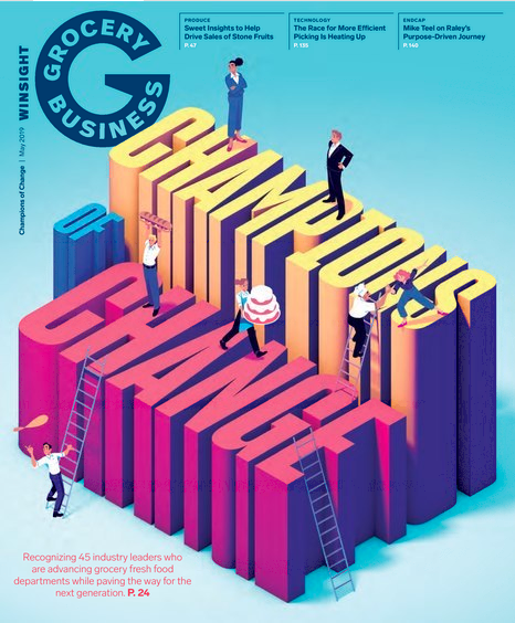 Winsight Grocery Business Magazine May 2019 Issue