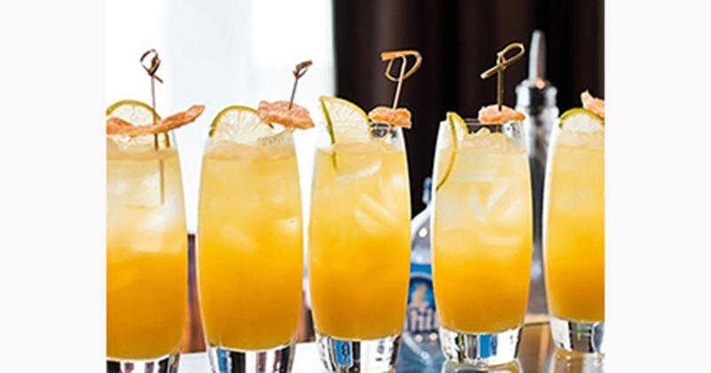 Passion Spiced Lemonade