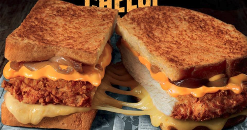 Colonel Grilled Cheese