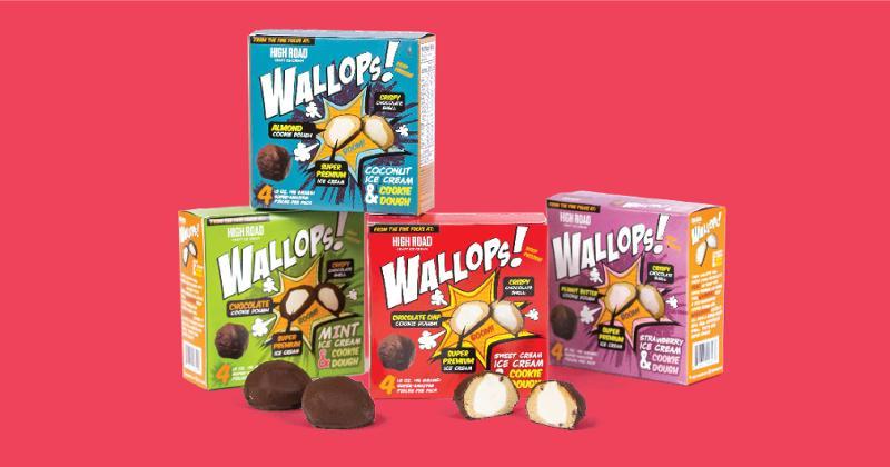Wallops Ice Cream