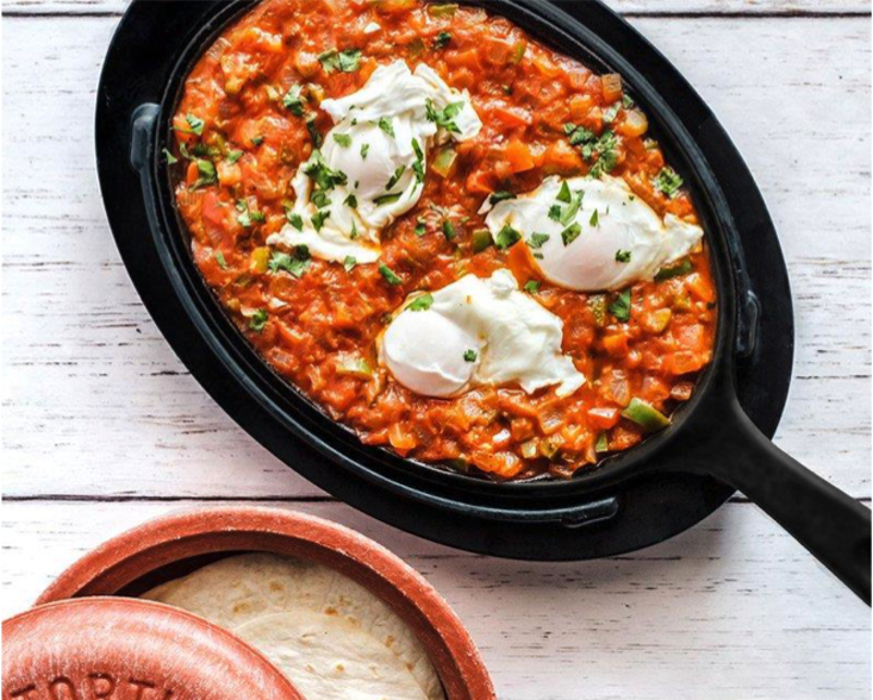 ultimate shakshuka