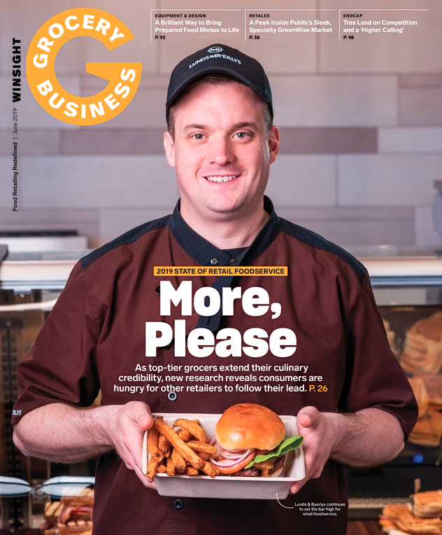 Winsight Grocery Business Magazine June 2019 Issue