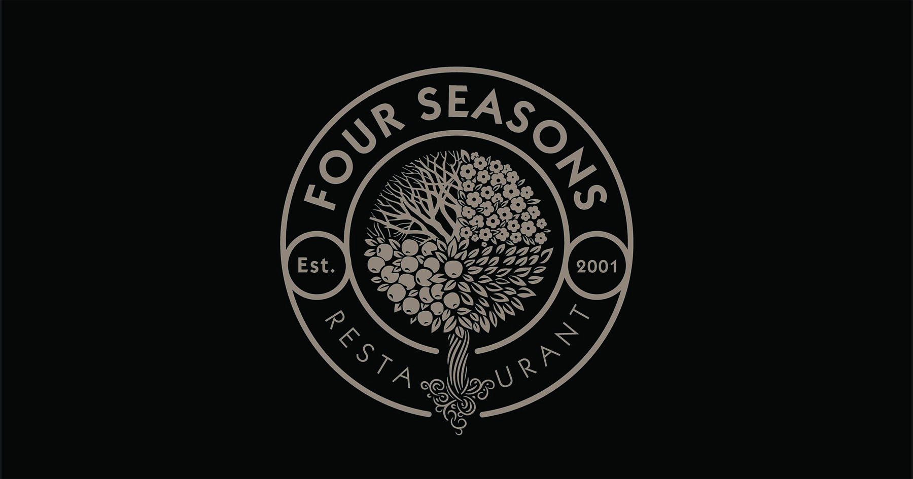 four seasons restaurant logo
