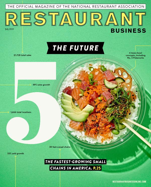 Restaurant Business July 2019 Issue