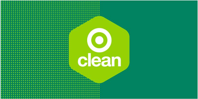 clean target