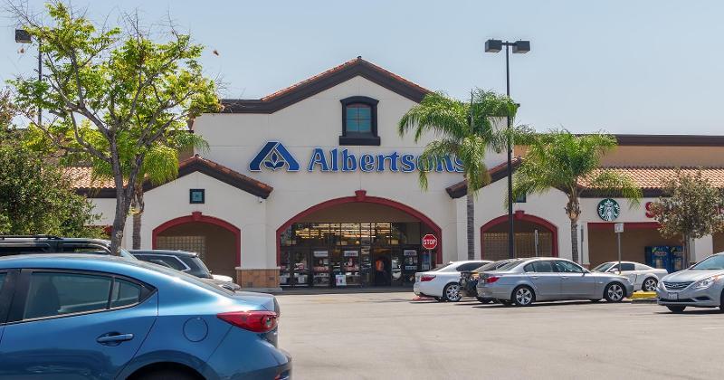 Albertons Storefront