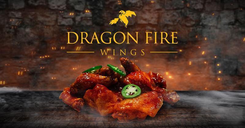 dragon fire wings