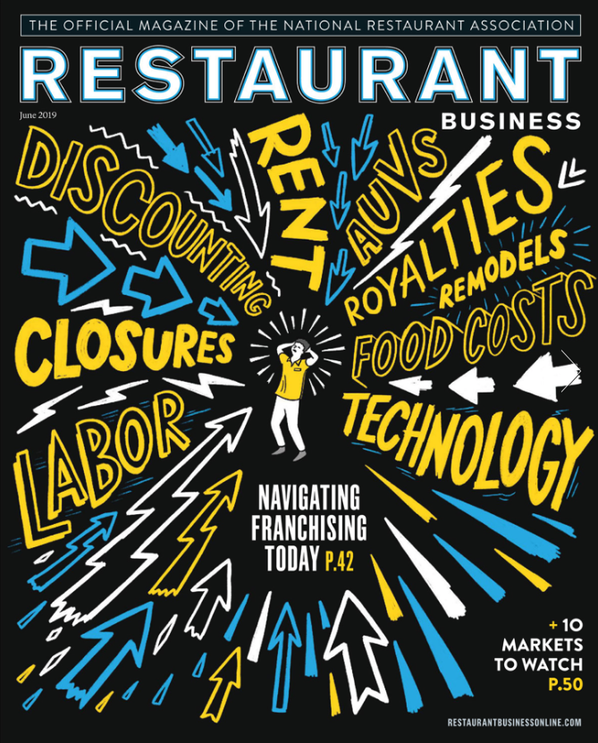 Restaurant Business Magazine June 2019 Issue