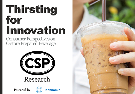 Technomic Beverage Consumer Trend Report Infographic