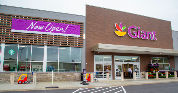 A Glimpse Inside Giant Food's New Concept Store