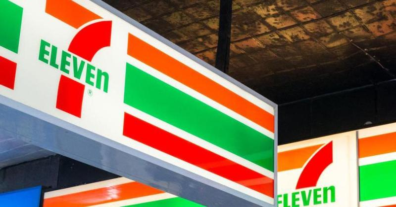 7 eleven signs