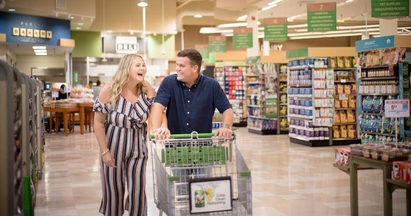 Publix Couple