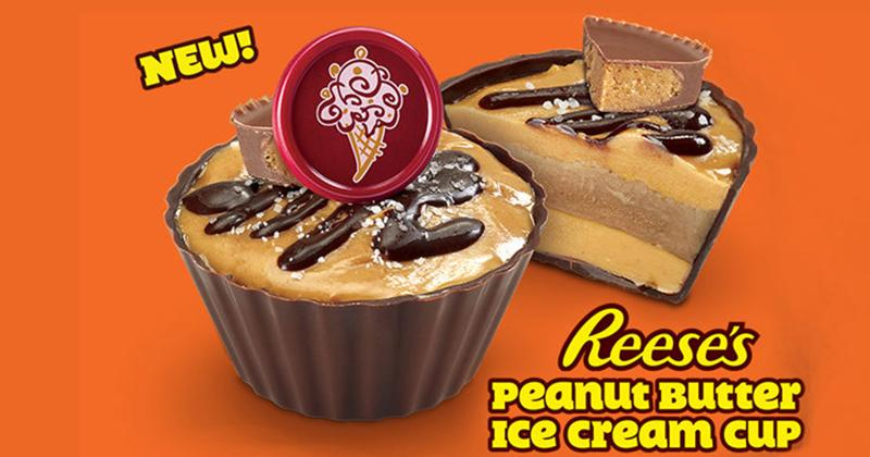 Reese's Peanut Butter Ice Cream Cups