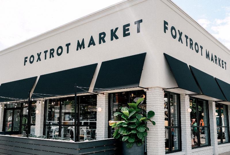 FoxTrot storefront