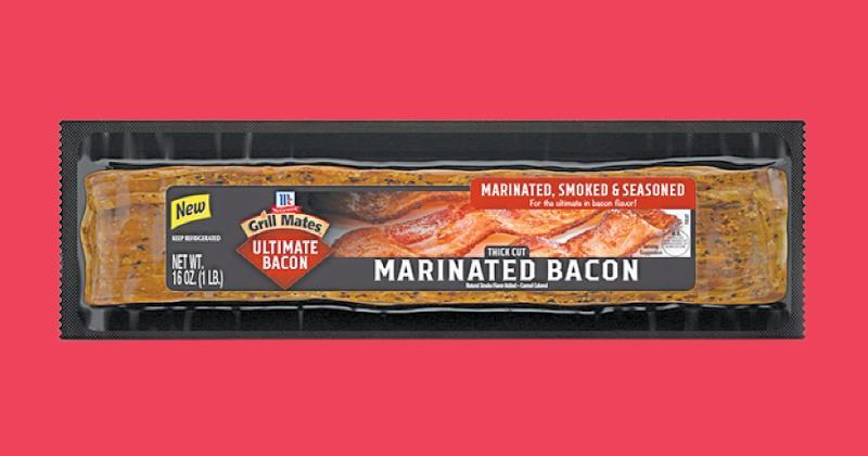 McCormick Grill Mates Marinated Bacon