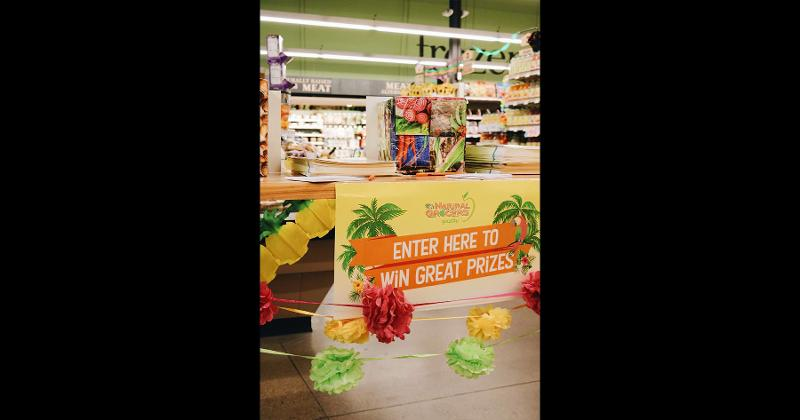 Natural Grocers Celebrates with Giveaways